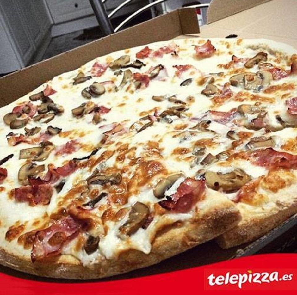 Telepizza cullera reparto de pizzas a domicilio en cullera for Telepizza 3 pisos